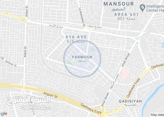 بيت بليرموك لليجار محلة 618 3نوم ب 1000$ بلشهر