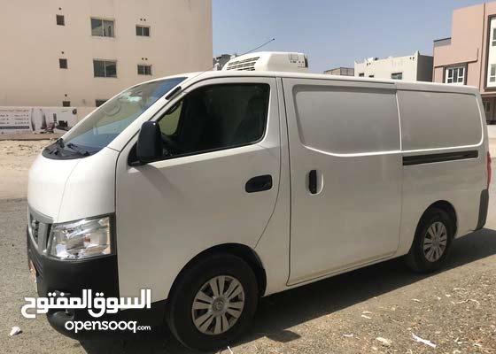 Nissan Chiller Van