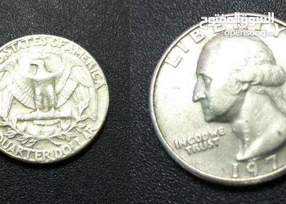 Quarter Dollar 1974