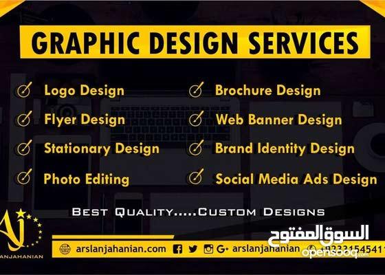 professional Graphic Designing Services