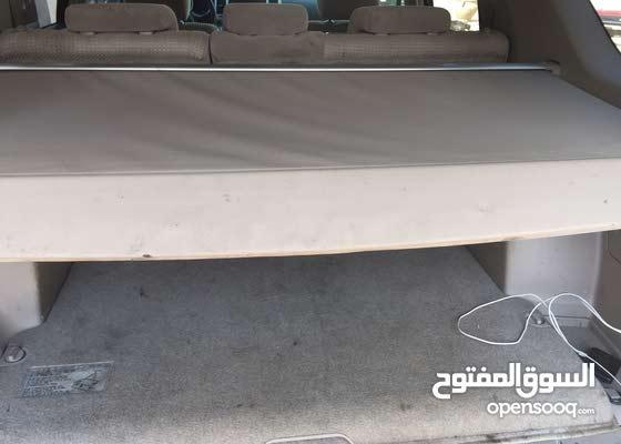 ستار خلفي تويوتا 4 رانر اللون بيج مديل 2004