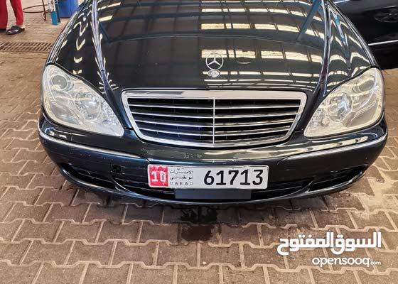 Mercedes Benz S350 2004 model