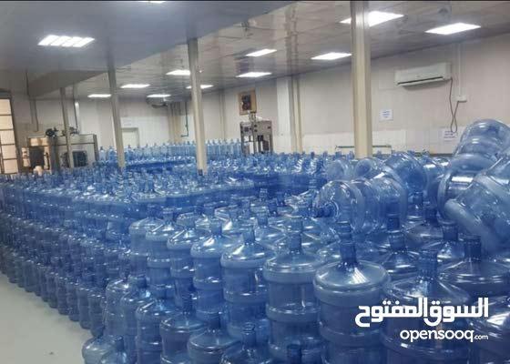 للبيع مصنع تنقية مياه الشرب