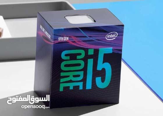 للبيع معالج Core i5  6th Generation 9400F