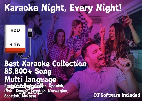 karaoke collection