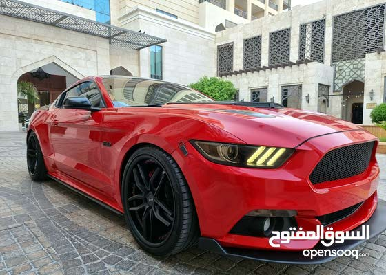 Mustang GT 50 Years Edition 8 cylinder