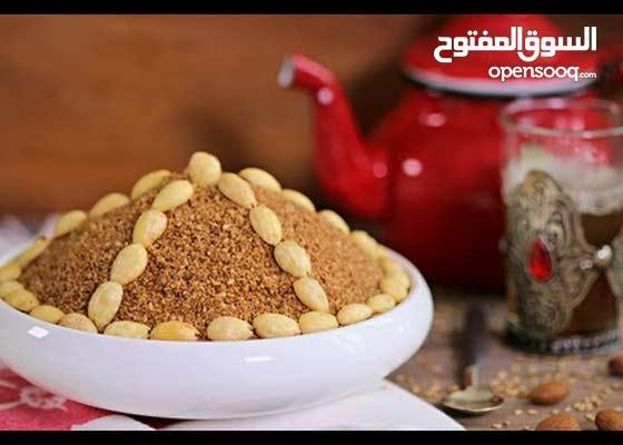 طبيخ منزلي اردني وحلويات مغربيه