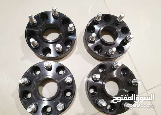 G2 wheel spacers for Jeep Wrangler