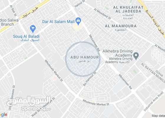 small 1bhk in villa abu hamour