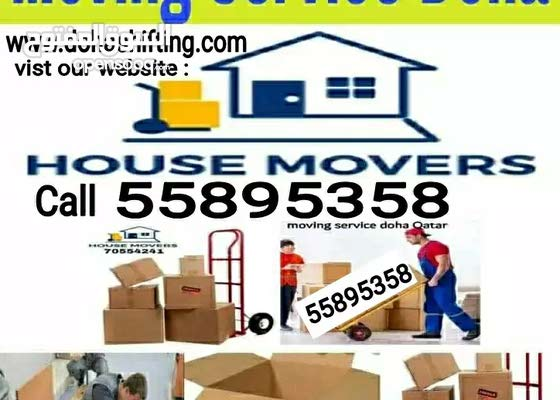 Doha Qatar moving shifting 55895358