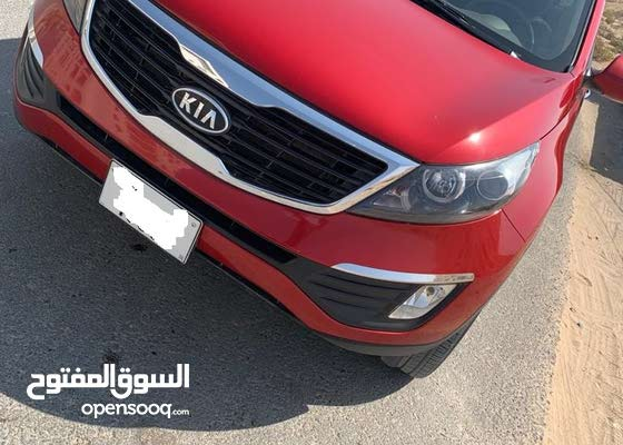 Kia Sportage for Sale because of relocation