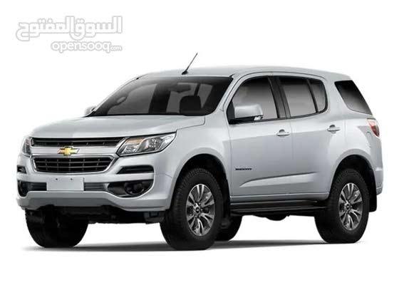 Wanted Chevrolet Trailblazer