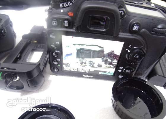 Nikon d7100 full kit