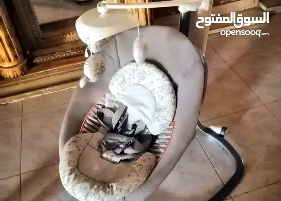كرسي هزاز كهربائي