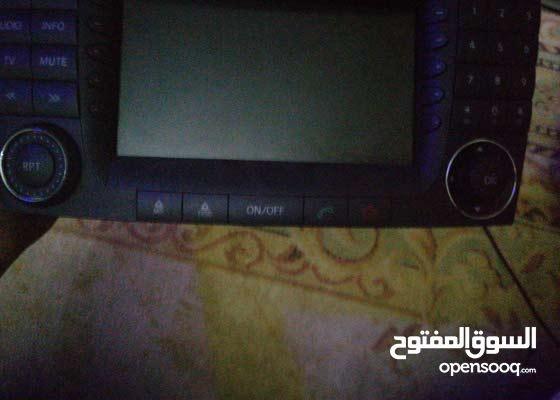 شاشة مرسيدس s320 (غواصة)