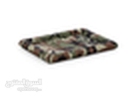 سرير حيوانات أليفة شديد الصلابة مقاوم للماء 24 / Camo Green ، 61 سم