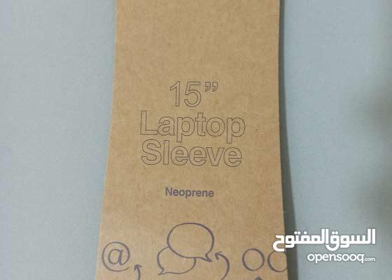 Laptop Sleeve For Sale                                         غطاء لابتوب للبيع