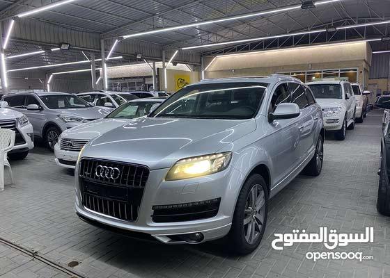 Audi Q7 2014 GCC