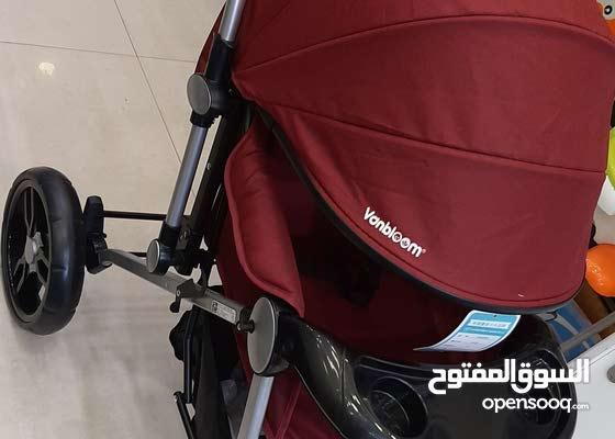 عربية اطفال ماركة بحالة جيدة