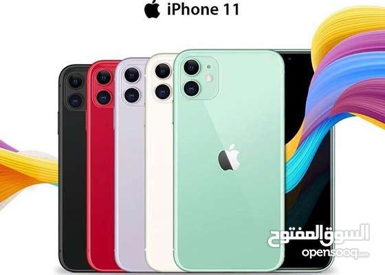 بافضل سعر جديد iPhone 11-128 من سببد سيل