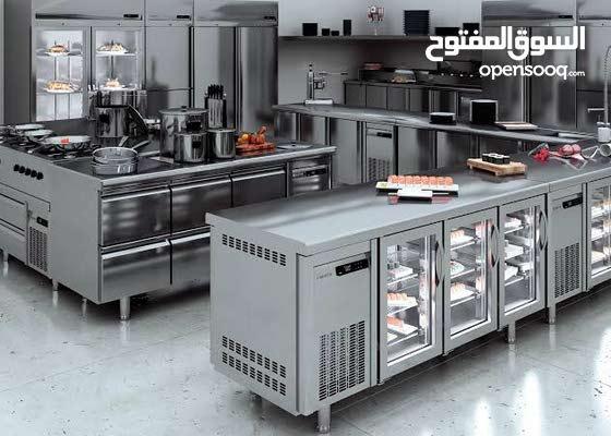 صيانه وتجهيز معدات المطابخ