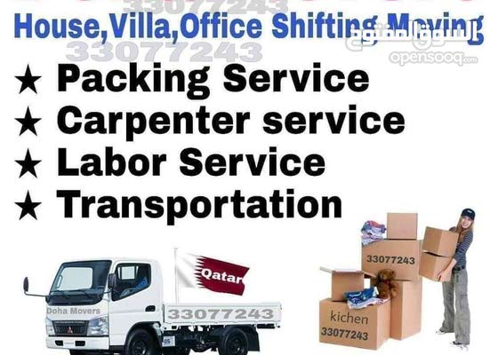 Movers / Packers.Call/whatsapp-33077243