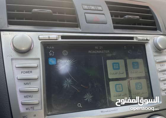 شاشه سياره