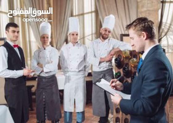 مدير مطاعم و فنادق خبرة عالية
