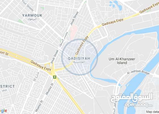 بيت بالقادسية للبيع نضيف جدآ قرب مجمع الوزراء
