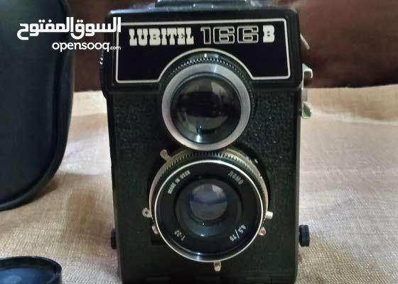 الكاميرا السوفيتية  Lubitel 166B