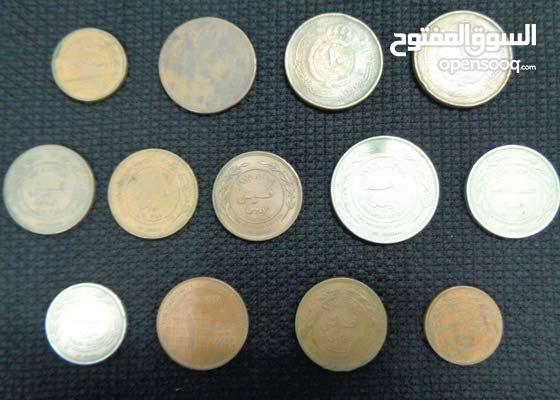 عملات اردنية قديمة نادرة