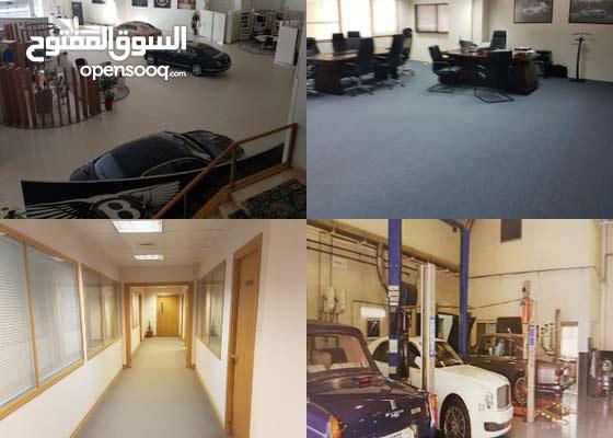 Car Showroom for rent in Zinj