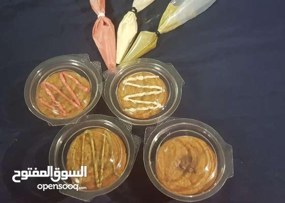 اكل مصري بيتي وحلوي (كوكيز وكب كوكيز وارز بالبن بالطريقه المصريه)