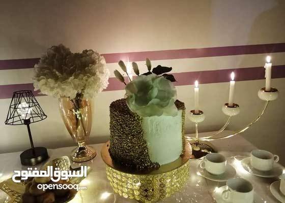 تنسيق طاولات لحفلات اعياد الميلاد و الجلسات في عدن