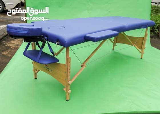 Big size Wooden portable massage table