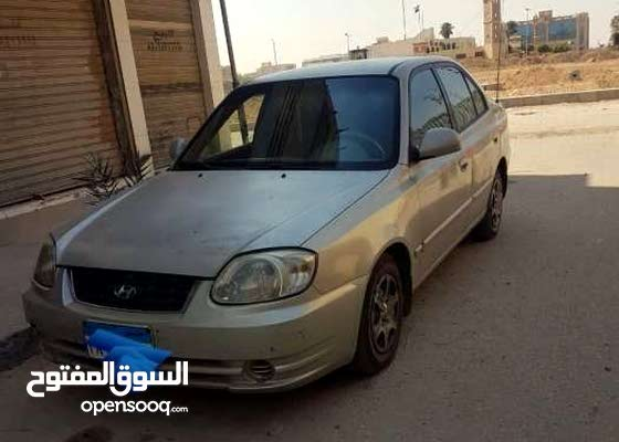 Hyundai Verna 2007 for sale in Sharqia