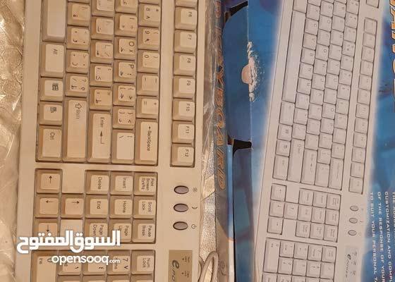 لوحة مفاتيح للكمبيوتر ب 15درهم في رأس الخيمة للتواصل واتساب 0507113465