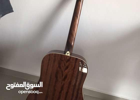 Washburn (left-handed) Guitar