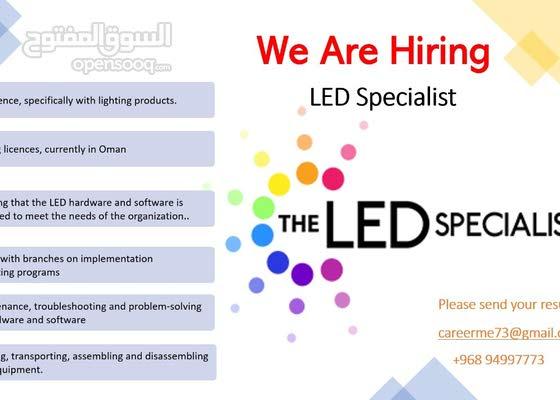 AV and LED Engineer s