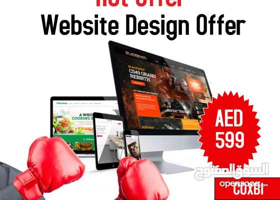 New Website Designing