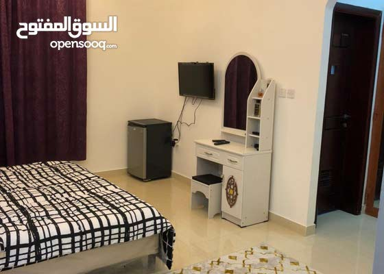 غرف مفروشه للإيجار Furnished room very clean