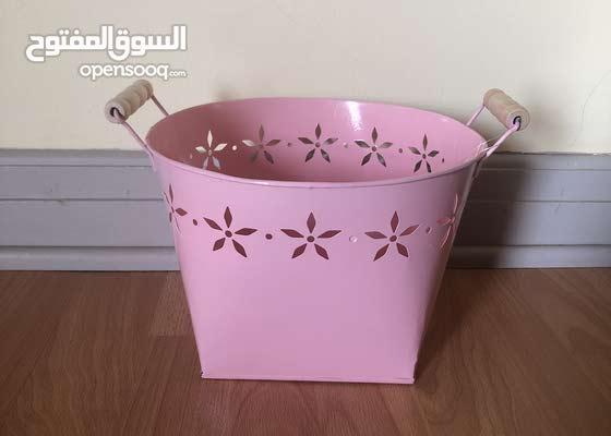 Metal Decorative Pots