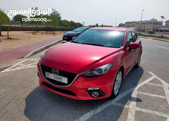 MAZDA 3 hatchback 2.0 lit 2015 full service