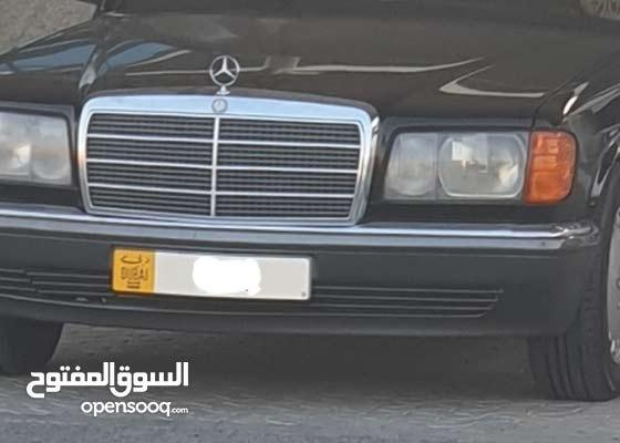 Mercedes SEL 500 1991