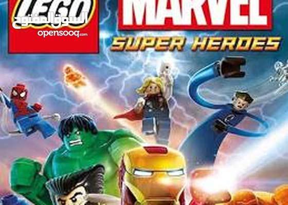 شريط Marvel lego Ps4