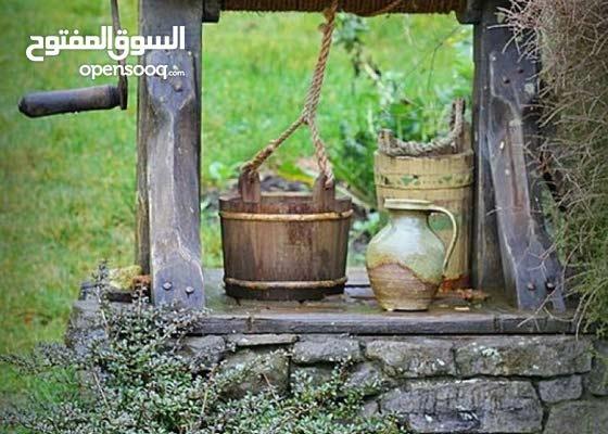 تنظيف وتعقيم خزانات وابار المياه
