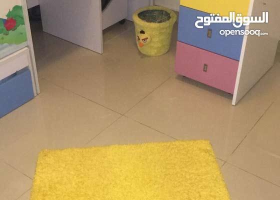 غرفة نوم أطفال استعمال نظيف