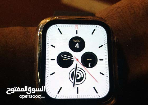 apple  watch   s5 full box