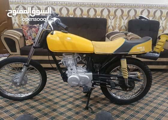 دراجه إيراني أدوات  نايمه  مكينه 21 جديده  قبل يومين أخذه من الوكيل للبيع
