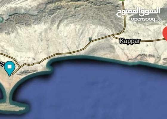 للبيع أراضي للبيع بمخطط في ميناء العالم گوادر بلوشستان